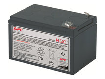 Replacement Battery Cartridge #4 - USV-Akku - 1 x Bleisäure - Schwarz - für P/N: BE750BB, BK650I, BK650X06, BP650SX107, SC620, SC620I, SU620I, SUVS420, SUVS650