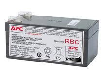 Replacement Battery Cartridge #47 - USV-Akku - 1 x Bleisäure 3200 mAh - Schwarz - für P/N: BE325, BE325-CN, BE325R, BE325R-CN