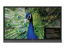 "RP704K - 178 cm (70"") Klasse LED-Display - interaktiv - mit Touchscreen / NFC-Lese- / Schreibgerät - 4K UHD (2160p) 3840 x 2160 - D-LED Backlight"
