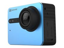 S5 - Action-Kamera - montierbar - 4K / 15 BpS - 16.0 MPix - Flash 2 GB