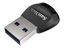 Sandisk MobileMate - Kartenleser (microSDHC UHS-I, microSDXC UHS-I) - USB 3.0