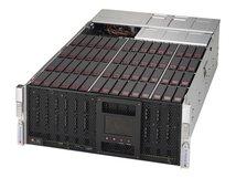 SC946 SE2C-R1K66JBOD - Speichergehäuse - 60 Schächte (SATA-600 / SAS-3) - Rack - einbaufähig - 4U