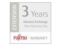 Scanner Service Program 3 Year Extended Warranty for Fujitsu Departmental Scanners - Erweiterte Servicevereinbarung (Verlängerung) - Austausch - 3 Jahre - Lieferung - 8x5