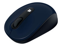 Sculpt Mobile Mouse - Maus - rechts- und linkshändig - optisch - 3 Tasten - kabellos