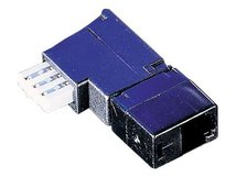 Secomp - Telefonadapter - TAE-N (M) bis RJ-12 (W) - Schwarz