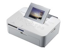 SELPHY CP1000 - Drucker - Farbe - Thermosublimation - 100 x 148 mm bis zu 0.45 Min./Seite (Farbe) - USB, USB-Host