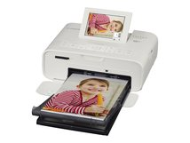 SELPHY CP1300 - Drucker - Farbe - Thermosublimation - 148 x 100 mm bis zu 0.78 Min./Seite (Farbe) - USB, USB-Host, Wi-Fi