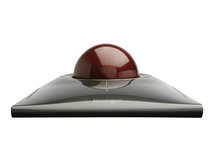 SlimBlade Trackball - Trackball - rechts- und linkshändig - Laser/optisch - 4 Tasten - kabelgebunden
