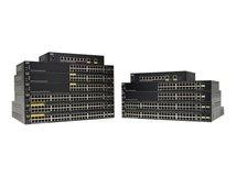 Small Business SG350-20 - Switch - L3 - verwaltet - 16 x 10/100/1000 + 2 x Gigabit SFP + 2 x Kombi-Gigabit-SFP - an Rack montierbar