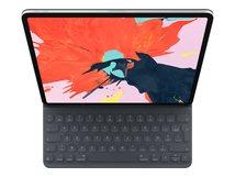 Smart - Tastatur und Foliohülle - Apple Smart connector - Englisch (International) - für 12.9-inch iPad Pro (3. Generation)