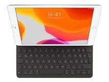 Smart - Tastatur und Foliohülle - Apple Smart connector - QWERTZ - Deutsch - für 10.2-inch iPad; 10.5-inch iPad Air (3. Generation); 10.5-inch iPad Pro