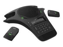 snom C520-WiMi - VoIP-Konferenztelefon - mit Bluetooth-Schnittstelle - DECT - dreiweg Anruffunktion - SIP