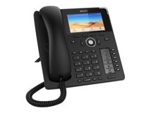 snom D785 - VoIP-Telefon - mit Bluetooth-Schnittstelle - dreiweg Anruffunktion - SIP - 12 Leitungen