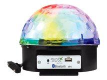 Sound Science Disco Light Ball Speaker - Lautsprecher - tragbar - kabellos - Bluetooth - 3 Watt