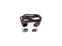 - Stromkabel - IEC 60320 C14 bis CEE 7/7 (W) - 10 A - 1.7 m