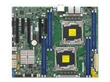 SUPERMICRO X10DAL-i - Motherboard - ATX - LGA2011-v3-Sockel - 2 Unterstützte CPUs - C612