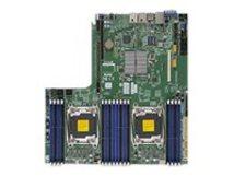 SUPERMICRO X10DDW-i - Motherboard - LGA2011-v3-Sockel - 2 Unterstützte CPUs - C612 - USB 3.0