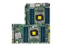 SUPERMICRO X10DRW-E - Motherboard - LGA2011-v3-Sockel - 2 Unterstützte CPUs - C612 - USB 3.0