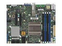 SUPERMICRO X10SDV-4C-7TP4F - Motherboard - FlexATX - Intel Xeon D-1518 - USB 3.0 - 2 x 10 Gigabit LAN, 2 x Gigabit LAN