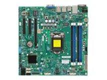 SUPERMICRO X10SLL-F - Motherboard - micro ATX - LGA1150-Sockel - C222 - USB 3.0