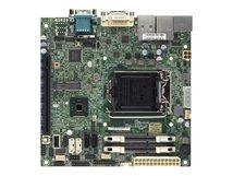 SUPERMICRO X10SLV-Q - Motherboard - Mini-ITX - LGA1150-Sockel - Q87 - USB 3.0