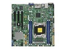 SUPERMICRO X10SRM-F - Motherboard - micro ATX - LGA2011-v3-Sockel - C612 - USB 3.0