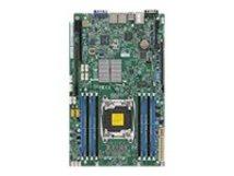 SUPERMICRO X10SRW-F - Motherboard - LGA2011-v3-Sockel - C612 - USB 3.0 - 2 x Gigabit LAN