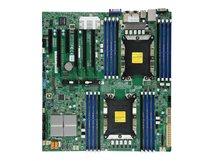 SUPERMICRO X11DPI-N - Motherboard - Erweitertes ATX - Socket P - 2 Unterstützte CPUs - C621