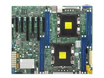 SUPERMICRO X11DPL-I - Motherboard - ATX - Socket P - 2 Unterstützte CPUs - C621