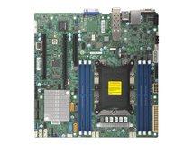 SUPERMICRO X11SPM-TPF - Motherboard - micro ATX - Socket P - C622 - USB 3.0