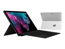 Surface Pro 6 - Tablet - Core i7 8650U / 1.9 GHz - Win 10 Pro - 8 GB RAM - 256 GB SSD NVMe