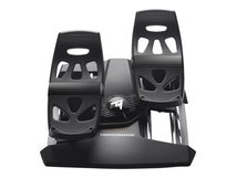 T-Flight Rudder Pedals - Pedale - kabelgebunden - für PC, Sony PlayStation 4