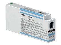 T8245 - 350 ml - hell Cyan - original - Tintenpatrone - für SureColor SC-P6000, SC-P7000, SC-P7000V, SC-P8000, SC-P9000, SC-P9000V