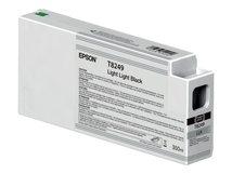 T824900 - 350 ml - Light Light Black - original - Tintenpatrone - für SureColor SC-P6000, SC-P7000, SC-P7000V, SC-P8000, SC-P9000, SC-P9000V