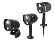 Technaxx TX-107 - Gartenleuchte - LED-Lampe - 3 W - Klasse A - weiß