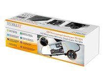 Technaxx TX-124 - Kamera für Armaturenbrett - 720p - 1.0 MPix - G-Sensor