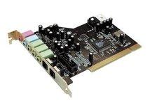 TERRATEC Aureon 5.1 PCI - Soundkarte - 16-Bit - 48 kHz - 5.1 - PCI