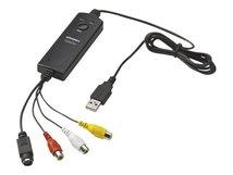 TERRATEC Grabby - Videoaufnahmeadapter - USB 2.0 - NTSC, SECAM, PAL