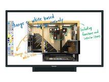 "TH-75BQE1W - 190.5 cm (75"") Klasse (189.3 cm (74.5"") sichtbar) - BQE1 Series LED-Display - interaktive Digital Signage - mit Touchscreen - 4K UHD (2160p) 3840 x 2160"