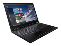 "ThinkPad P51 20HH - Core i7 7820HQ / 2.9 GHz - Win 10 Pro 64-Bit - 32 GB RAM - 512 GB SSD TCG Opal Encryption 2, NVMe - 39.6 cm (15.6"") IPS 1920 x 1080 (Full HD)"