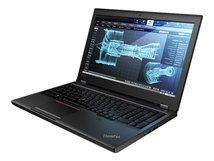 "ThinkPad P52 20M9 - Core i7 8750H / 2.2 GHz - Win 10 Pro 64-Bit - 8 GB RAM - 256 GB SSD TCG Opal Encryption 2, NVMe - 39.6 cm (15.6"") IPS 1920 x 1080 (Full HD)"