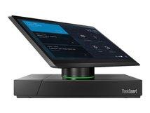 ThinkSmart Hub 500 10V5 - Für Microsoft Teams - All-in-One (Komplettlösung) - 1 x Core i5 7500T / 2.7 GHz - RAM 8 GB - SSD 128 GB