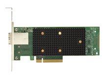 ThinkSystem 430-8e - Speicher-Controller - 8 Sender/Kanal - SATA / SAS 12Gb/s Low-Profile - 12 Gbit/s - PCIe 3.0 x8