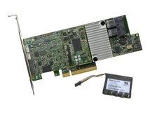 ThinkSystem 730-8i - Speichercontroller (RAID) - 8 Sender/Kanal - SATA / SAS 12Gb/s Low-Profile - 12 Gbit/s - RAID 0, 1, 5, 6, 10, 50, JBOD, 60