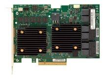 ThinkSystem 930-24i - Speichercontroller (RAID) - 24 Sender/Kanal - SATA / SAS 12Gb/s - 12 Gbit/s - RAID 0, 1, 5, 6, 10, 50, JBOD, 60