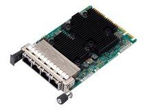 ThinkSystem Broadcom 57454 - Netzwerkadapter - OCP 3.0 - 10Gb Ethernet x 4 - für ThinkAgile VX3575-G Integrated System; VX5575 Integrated System; VX7576 Certified Node
