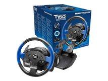 ThrustMaster T150 - Lenkrad- und Pedale-Set - kabelgebunden - für PC, Sony PlayStation 3, Sony PlayStation 4