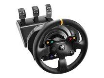 ThrustMaster TX Racing - Leather Edition - Lenkrad- und Pedale-Set - kabelgebunden - für PC, Microsoft Xbox One
