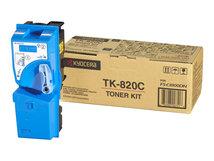 TK 820C - Cyan - Original - Tonerpatrone - für FS-C8100DN