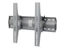 TM Tilting Wall Mount - Befestigungskit (Wandplatte, Befestigungen, 2 Klammern) für LCD-/Plasmafernseher - Aluminium, Stahl - Silber - Bildschirmgröße: von 81,3 cm (von 32 Zoll) - Wandmontage